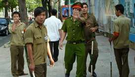 Vietnam jails 15 for foiled airport 'terror' attack