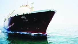 Qatar made a strategic decision this year to enhance its LNG production by 30% to 100mn tonnes per y