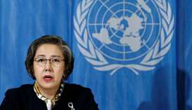 Myanmar army again guilty of abuses, possible war crimes: UN expert