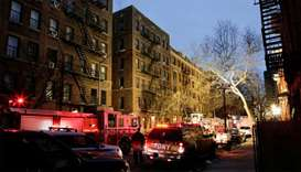 Child playing with stove may have started deadly NY fire, mayor says