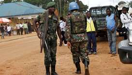 DR Congo arrests suspected mastermind of UN experts' murder