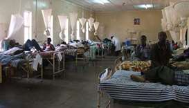 Zambia deploys army to battle cholera after 41 deaths