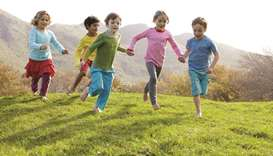 Playing outdoor games may boost your kid's eyesight