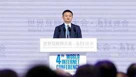 Xi says China will not close door to global internet