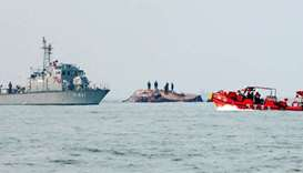 South Korean fishing boat crash leaves 13 dead