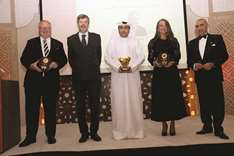 Recognition for promoting bilateral business and cooperation