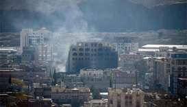 Yemen rattled by air raids as clashes spread