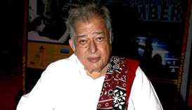 Indian screen icon Shashi Kapoor dies aged 79