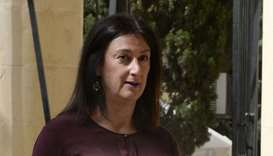 Journalist and blogger Daphne Caruana Galizia