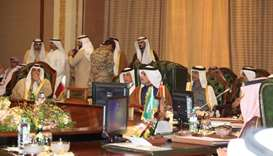 GCC's unity, solidarity still intact, says Kuwaiti FM