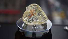Sierra Leone 'Peace Diamond' sells for $6.5mn at auction
