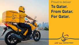 Qatar Post Home Delivery offer for post box subscribers