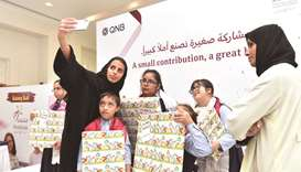 QNB hosts painting contest for children