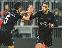 PSG pair demand more after defeat at Bayern