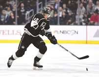 Gaborik scores his 400th NHL goal in Kings' win over Wild