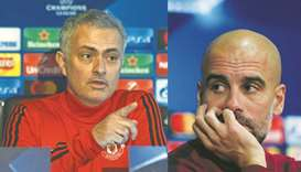 Guardiola vs Mourinho – this time it's for real