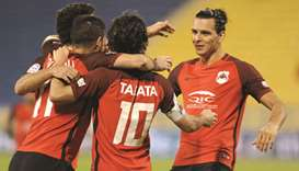 Qatari clubs face tough competition in Champions League