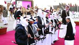 National day celebrations to kick off at Darb Al Saai Saturday
