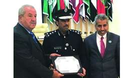 MoI's awareness film on combating drugs wins top prize