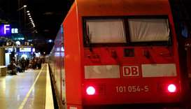 German rail services disrupted due to strike