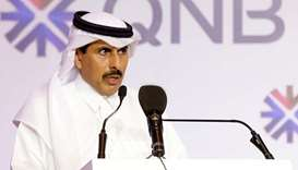 HE the Governor of Qatar Central Bank (QCB) Sheikh Abdullah bin Saoud al-Thani.