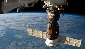 Soyuz spacecraft
