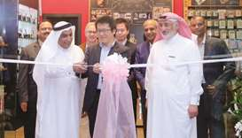 Techno Blue celebrates opening of Fujifilm outlet