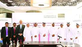 Ashghal signs four road improvement contracts
