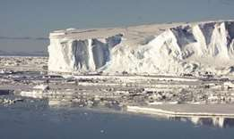 East Antarctica glacial stronghold 'melting'