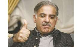 PM agrees to offer chair of top panel to Shehbaz