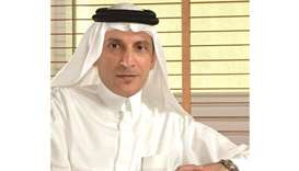 CEO of Qatar Airways Akbar al-Baker