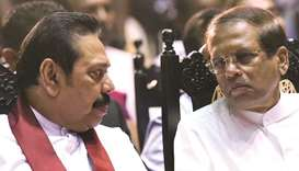 Rajapakse to step down as Lanka risked shutdown