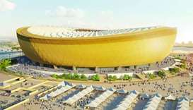 Lusail Stadium design revealed by the Supreme Committee for Delivery & Legacy.
