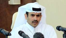 HE the Minister of State for Energy Affairs Saad Sherida al-Kaabi