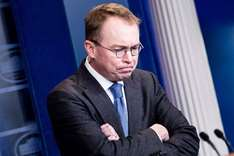 Video shows Mulvaney calling the president a 'terrible human being'