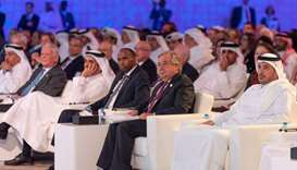 Doha Forum tackles today's challenges; ends with call for building trust and hope