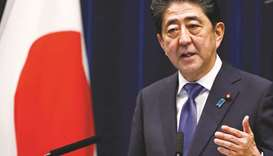 Japan PM on Tehran mission to ease Iran-US tensions