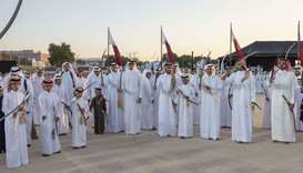 All set for Qatar National Day festivities