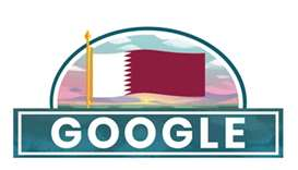 Google celebrates Qatar National Day