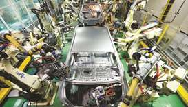 `S Korea to give $3bn to troubled auto suppliers