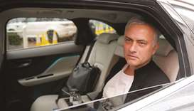 Jose in danger of slipping off elite merry-go-round