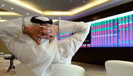 Qatar shares edge down despite upbeat telecom, realty counters