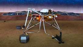 Mars InSight deploys French-made quake sensor on Red Planet