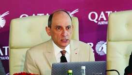 Al-Baker highlights 'robust' expansion plans of Qatar Airways