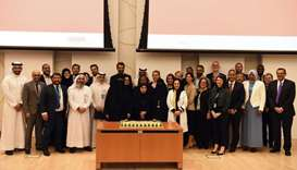 Sidra Medicine celebrates successful completion of leadership programme