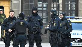 Sweden detains man on suspicion of plotting 'terrorist crime'