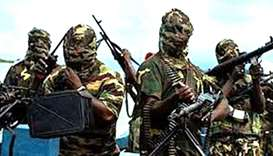 Seven Nigerian troops killed in militant attack