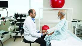 HMC Physiotherapy Division sees rising number of patients