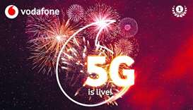Vodafone 'one of the first to go live with 5G commercially'