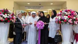 Health Minister opens new clinical labs at QRI